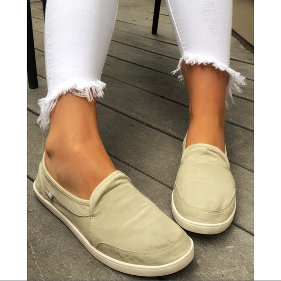 Sanuk Shoes | Sanuk Pair O Dice Natural